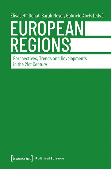 European Regions - Perspectives Trends and Developments in the 21st Century - cover
