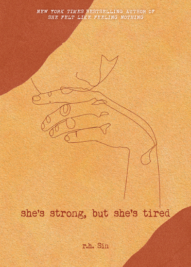 She's Strong but She's Tired - cover