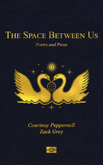 The Space Between Us - Poetry and Prose - cover