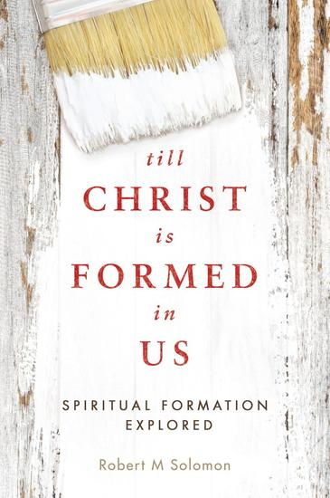 Till Christ Is Formed in Us - cover