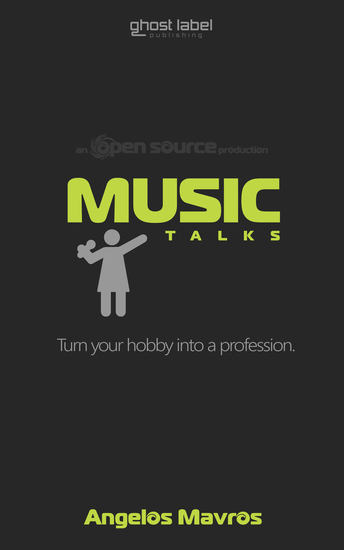 Music Talks - Turn Your Hobby Into A Profession - cover