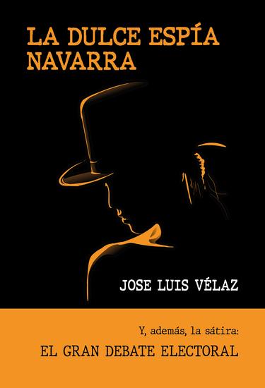 La dulce espía navarra - cover