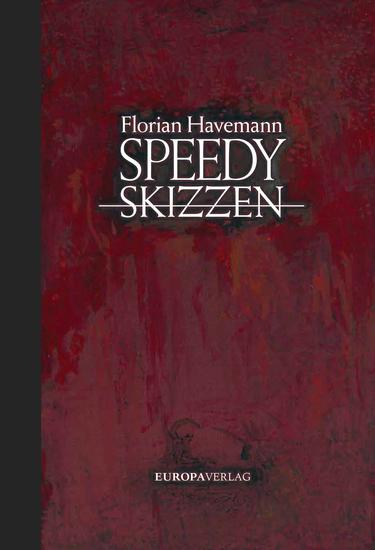 Speedy – Skizzen - Roman - cover