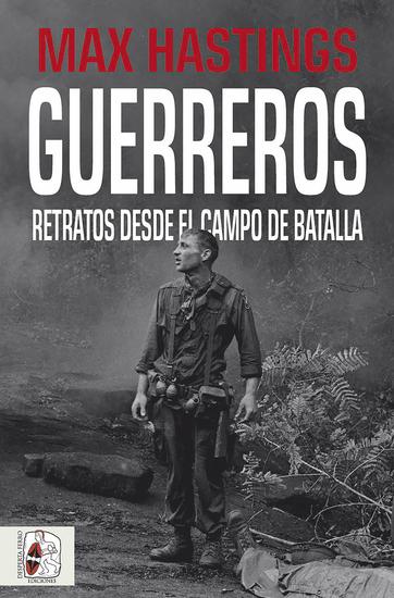 Guerreros - Retratos desde el campo de batalla - cover