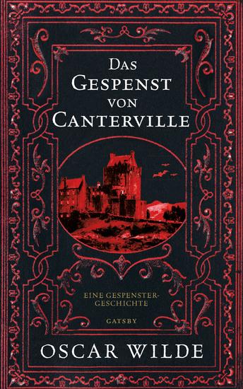 Das Gespenst von Canterville - cover