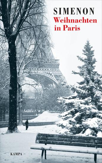 Weihnachten in Paris - Zwei Erzählungen - cover