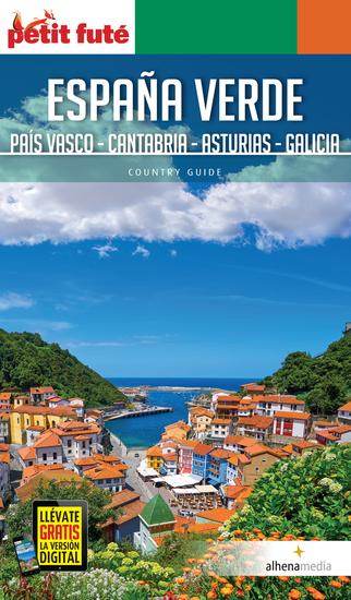 España Verde País Vasco Cantabria Asturias y Galicia - cover