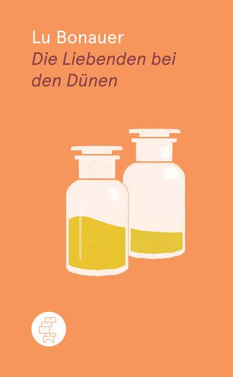 Die Liebenden bei den Dünen - cover