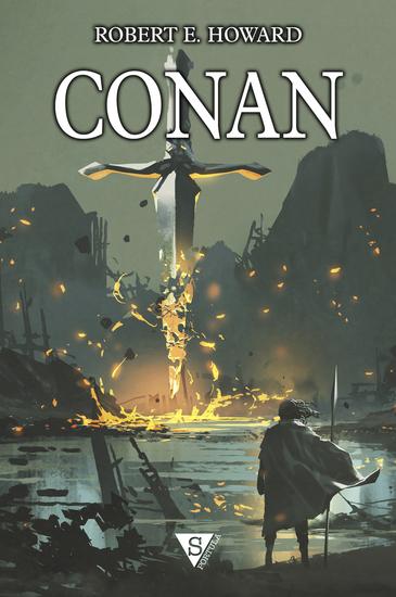 Conan - cover