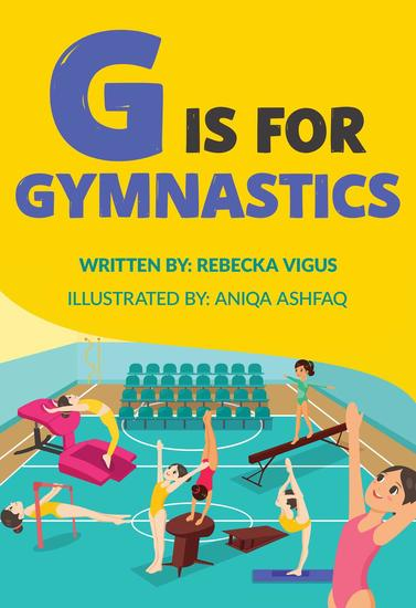 G is for Gymnastics - cover
