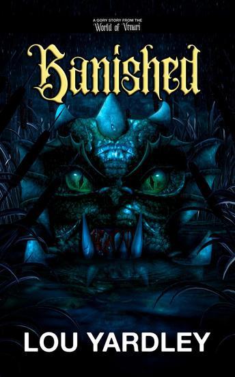Banished - Venari #1 - cover