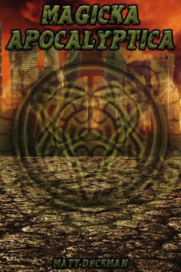 Magicka Apocalyptica - cover