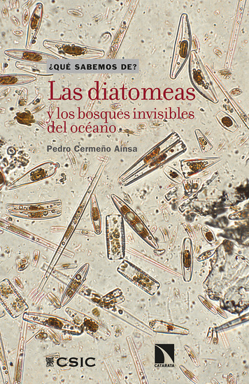 Las diatomeas y los bosques invisibles del océano - cover