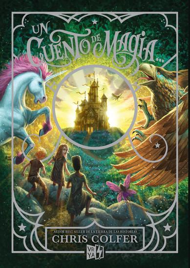 Un cuento de magia - cover