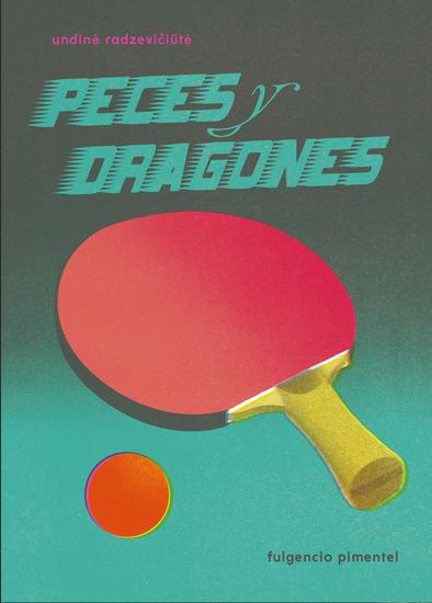 Peces y dragones - cover