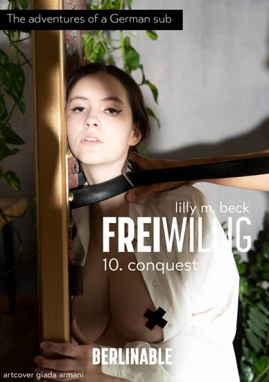 FreiWillig - Episode 10 - Conquest - cover