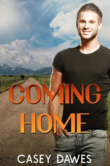 Coming Home - Rocky Mountain Front #4 - cover