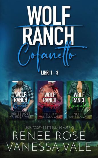 Wolf Ranch Cofanetto - Libri 1 - 3 - Il Ranch dei Wolf - cover