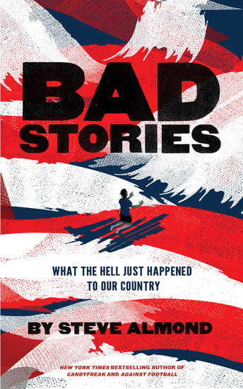 Bad Stories - What the Hell Just Happened to Our Country - cover