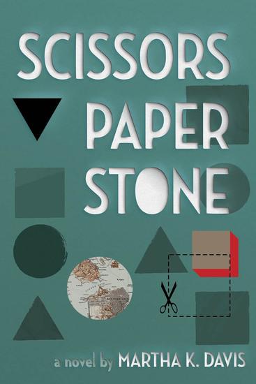 Scissors Paper Stone - A Novel - cover