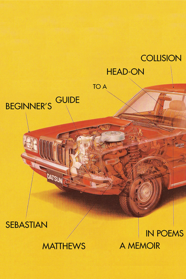 Beginner's Guide to a Head-On Collision - A Memoir in Poems - cover