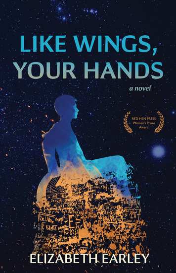Like Wings Your Hands - A Novel - cover