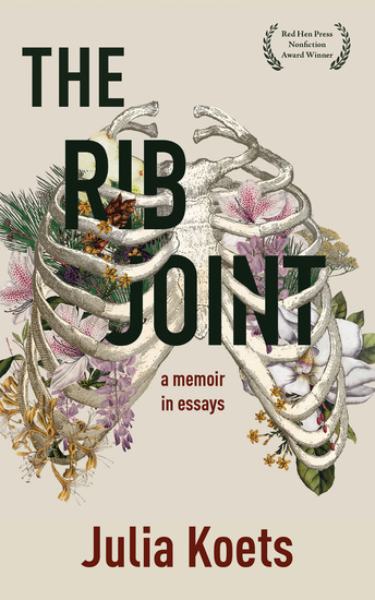 The Rib Joint - A Memoir in Essays - cover