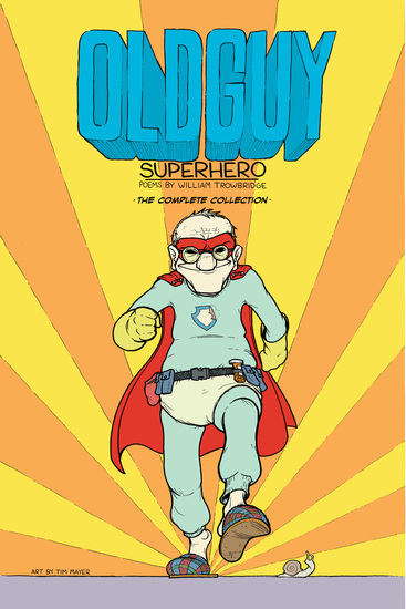 Old Guy - Superhero: The Complete Collection - cover