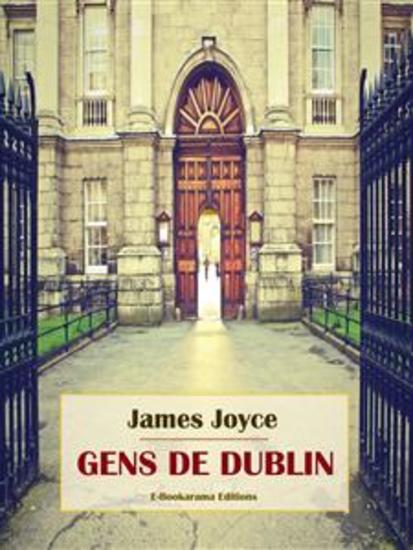 Gens de Dublin - cover
