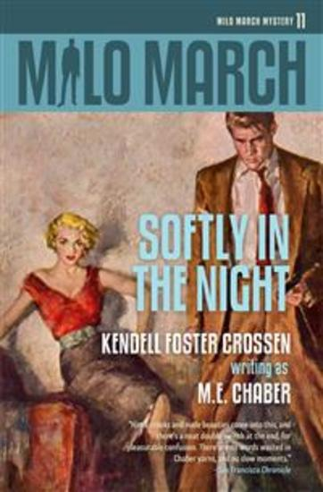 Milo March #11 - Softly in the Night - cover