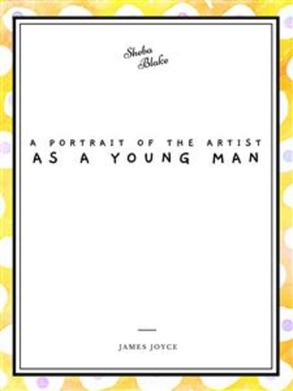 A Portrait of the Artist as a Young Man - cover