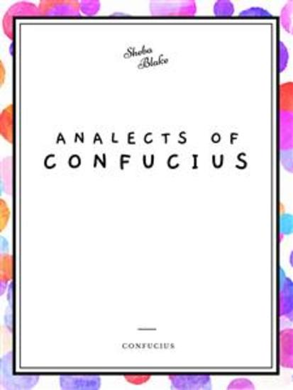 Analects of Confucius - cover