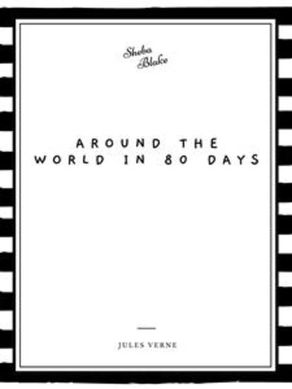 Around the World in 80 Days - cover