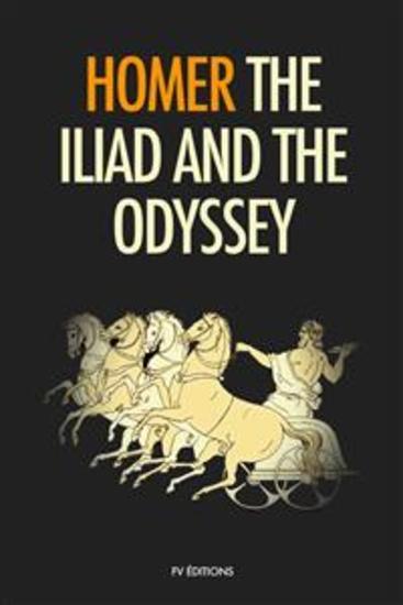 The Iliad and the Odyssey - Premium Ebook - cover