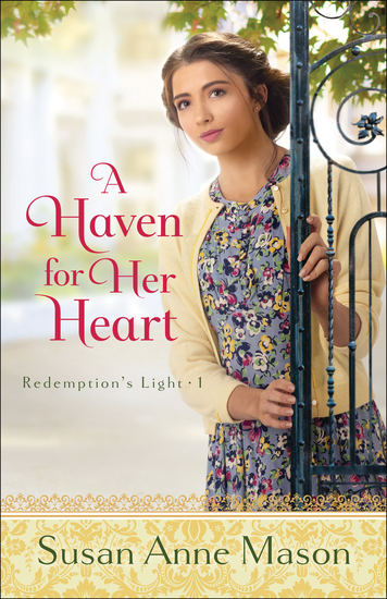 A Haven for Her Heart (Redemption's Light Book #1) - cover