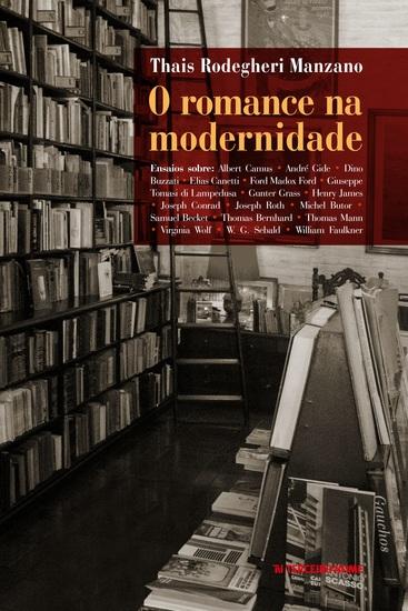O romance na modernidade - cover