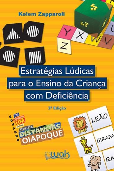 Estratégias Lúdicas para o Ensino da Criança com Deficiência - cover