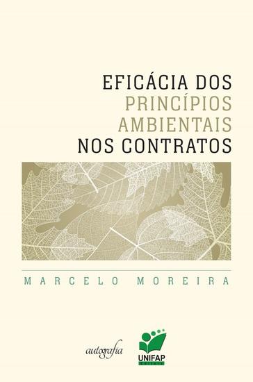 Eficácia dos princípios ambientais nos contratos - cover