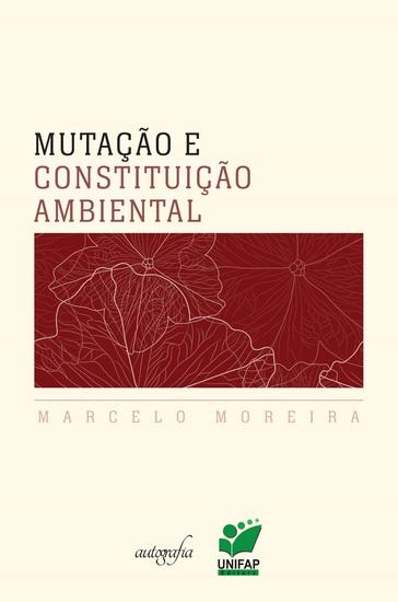 Mutação e constituição ambiental - cover