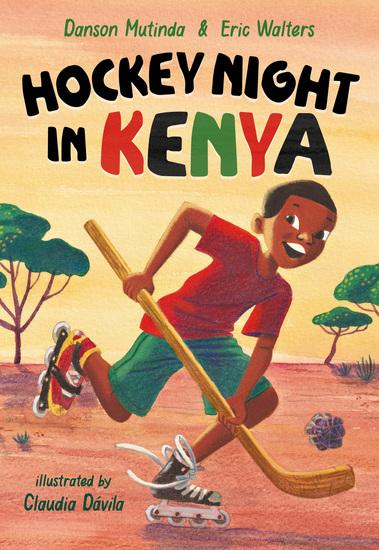 Hockey Night in Kenya - cover