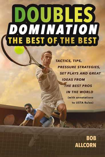 Doubles Domination - The Best of the Best Tips Tactics and Strategies - cover