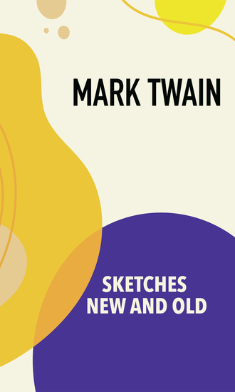 Sketches New and Old - cover