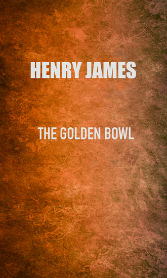 The Golden Bowl - cover