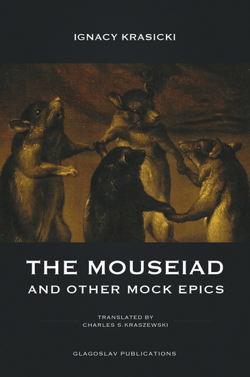 The Mouseiad and other Mock Epics - cover