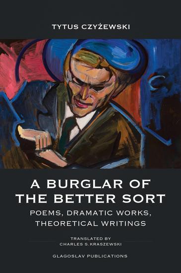 A Burglar of the Better Sort - cover