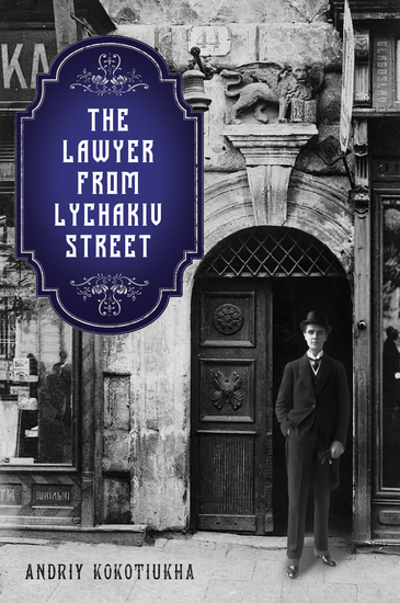 The Lawyer from Lychakiv Street - cover