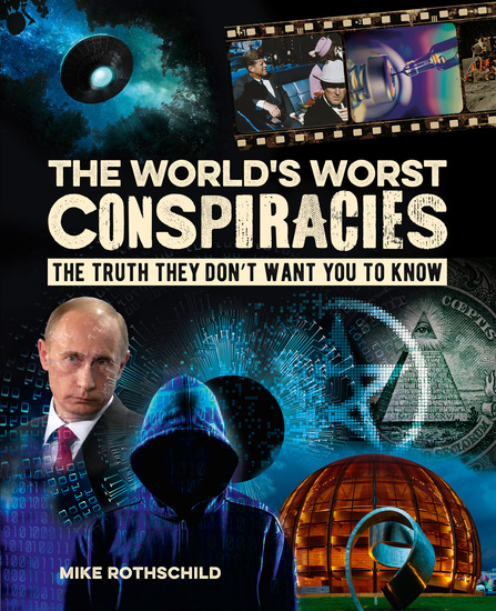 The World's Worst Conspiracies - cover