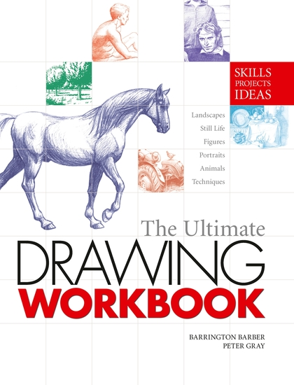 The Ultimate Drawing Workbook - cover