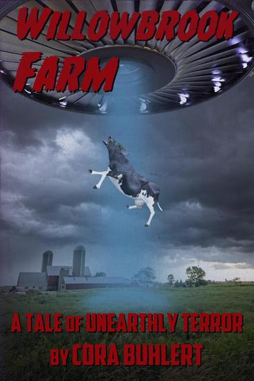 Willowbrook Farm - The Day the Saucers Came #6 - cover