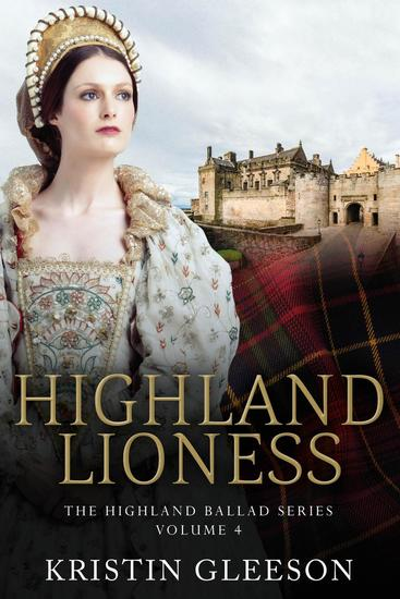 Highland Lioness - The Highland Ballad Series #4 - cover